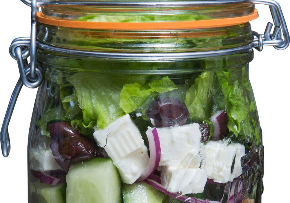 Rondo-Salade Vullen of Voeden